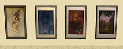 SWTOR Tall Paintings