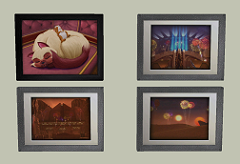 SWTOR Wide Paintings