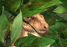 Velociraptor Sims